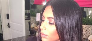 Kim Kardashian Whines Over Early, Naked Wake-Up Call