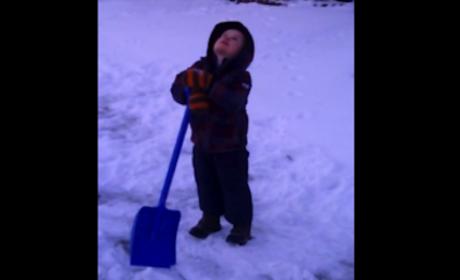 4-Year Old to Jesus: Make It Warm!
