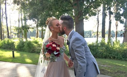 Maci Bookout-Taylor McKinney Wedding Photos!