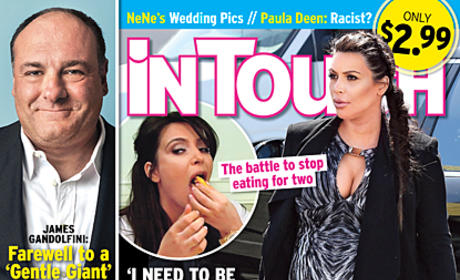 Kim Kardashian: Obsessed with Losing Baby Weight!