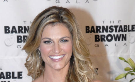 Erin Andrews in White