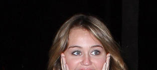 Miley Cyrus is a Taylor Squared Supporter