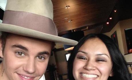 Justin Bieber Serenades Make-A-Wish Fan: Watch the Video!