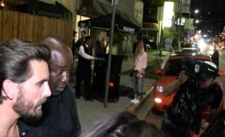 Scott Disick: Hammered in Hollywood