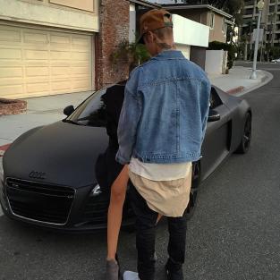Justin Bieber Car Sex?
