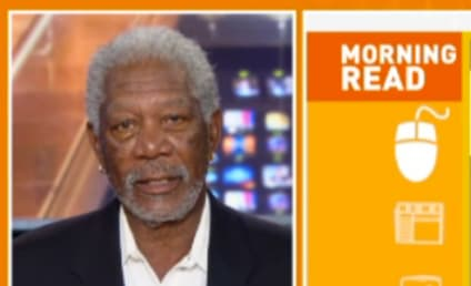 Morgan Freeman Explains Twerking as Only Morgan Freeman Can