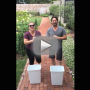 Kelly Clarkson Debuts Post-Baby Body, Accepts Ice Bucket Challenge with Brandon Blackstock