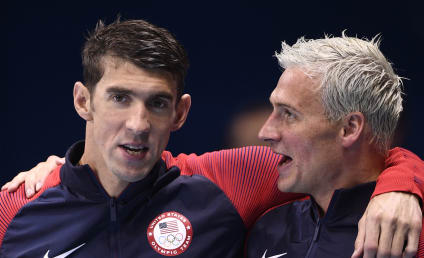 Michael Phelps Finally Comments On Ryan Lochte's Lochmess