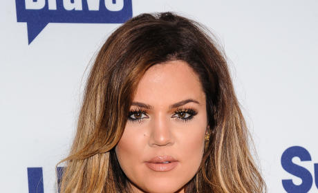 Khloe Kardashian: Stressed Out! Miserable! Unable to Be Alone!