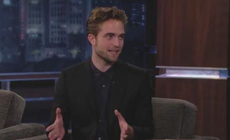Robert Pattinson Talks Cars, Gay Sex Raids, Prostate Exams