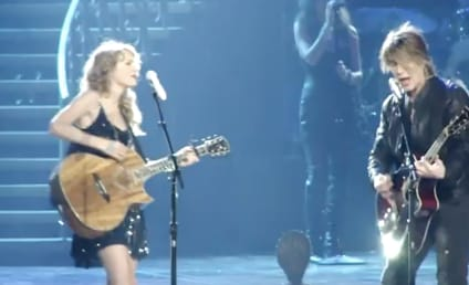 Who Joined Taylor Swift on Stage in NYC?
