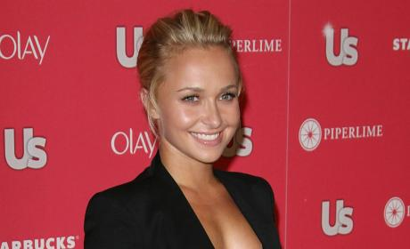 Hayden Panettiere: NOT Dating Mark Sanchez