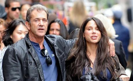Oksana Grigorieva Wants Mel Gibson to Cough Up More Child Support