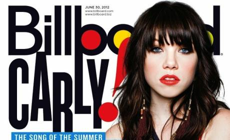 Carly Rae Jepsen Featured in Billboard, Shocked by Success