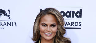 Chrissy Teigen Posts NSFW Pic on Instagram...Again