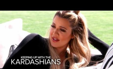 Keeping Up With The Kardashians: Khloe Complains That Rob Won't Pick Up Her Phone Calls