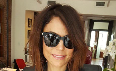 Bethenny Frankel Hairdo