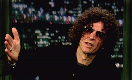 Howard Stern Hired as Judge on America's Got Talent