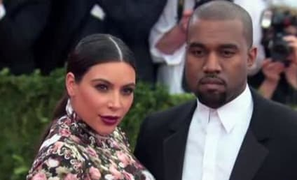 Kim Kardashian and Kanye West Tour Mansion Renovations; North Nowhere in Sight