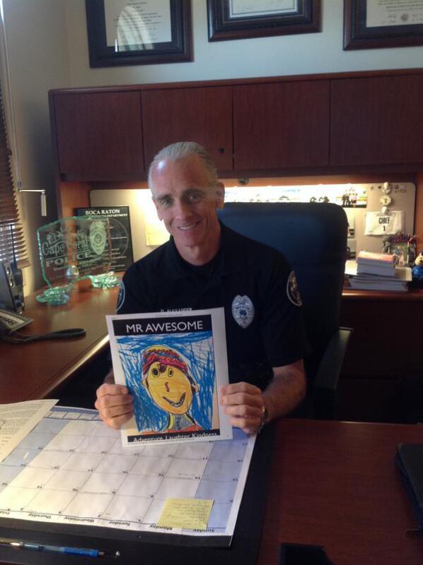 Boca Raton Police Chief