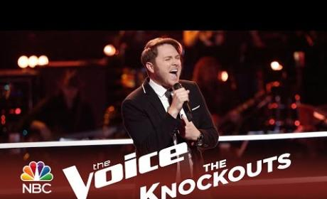 Luke Wade - Rich Girl (The Voice Knockouts)