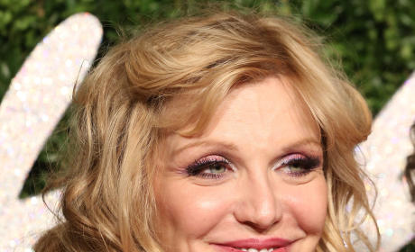 Courtney Love Admits to Heroin Use While Pregnant