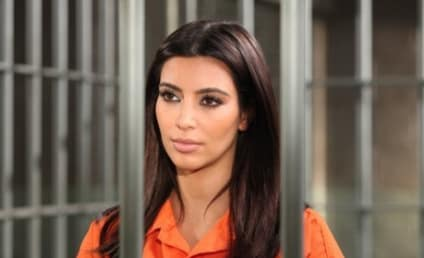 Kim Kardashian: Prison Bound on Drop Dead Diva!