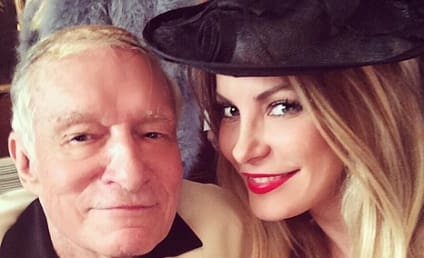 Happy 88th Birthday, Hugh Hefner!