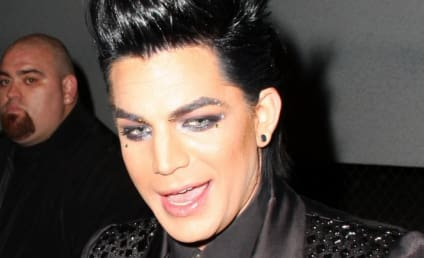"Oprah Winfrey to Dedicate ""Once-in-a-Lifetime"" Show to Adam Lambert"