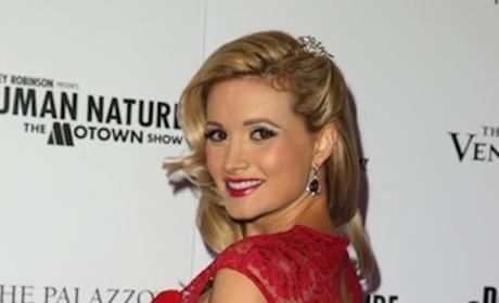 Holly Madison Pregnant Photo