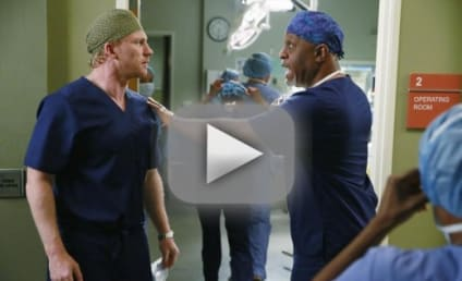 Grey's Anatomy Season 11 Episode 17 Recap: What Did Derek Do?