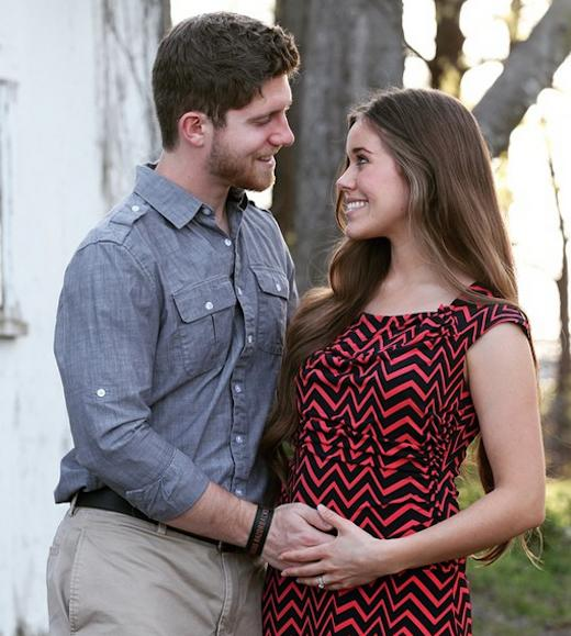 Jessa Duggar and Ben Seewald, Baby Bump