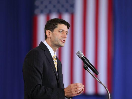 Paul Ryan at Town Meeting