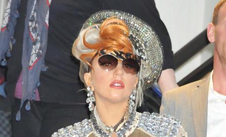 Lady Gaga in LA