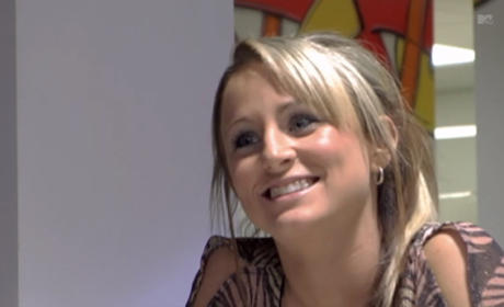 Leah Messer Calvert Photo