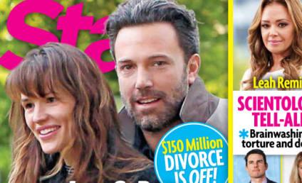 Ben Affleck & Jennifer Garner: Back Together! (Ridiculous Tabloid Claims)