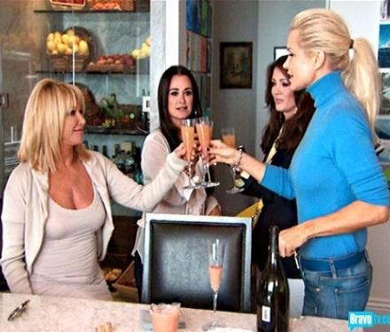 Suzanne Somers on Real Housewives of Beverly Hills
