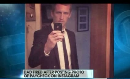 NYC Man Instagrams His Paycheck, Gets Fired!