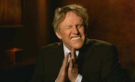 Gary Busey: Fired on Celebrity Apprentice!
