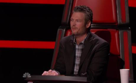 Blake Shelton on NBC