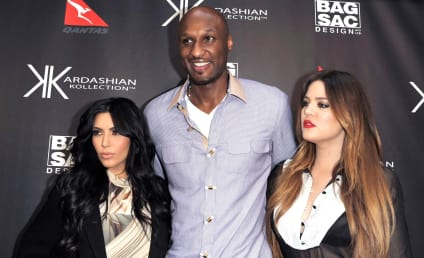 Lamar Odom Hikes With Khloe Kardashian, NOT Living In her Home
