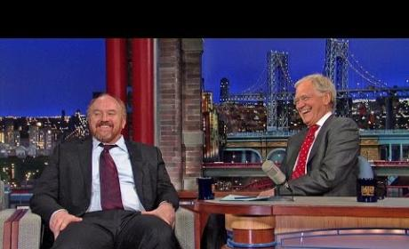 Louis CK Speaks on DeflateGate