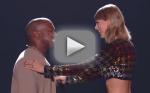 Kanye West Accepts Video Vanguard Award at MTV Video Music Awards