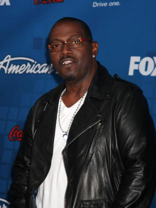 Randy Jackson Red Carpet Photo