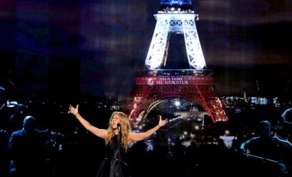 WATCH Celine Dion Pay Tribute to Paris Attack Victims