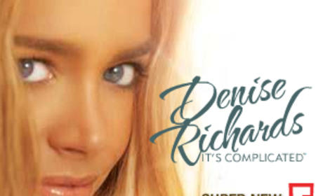 Denise Richards Ready to Flaunt Funbags
