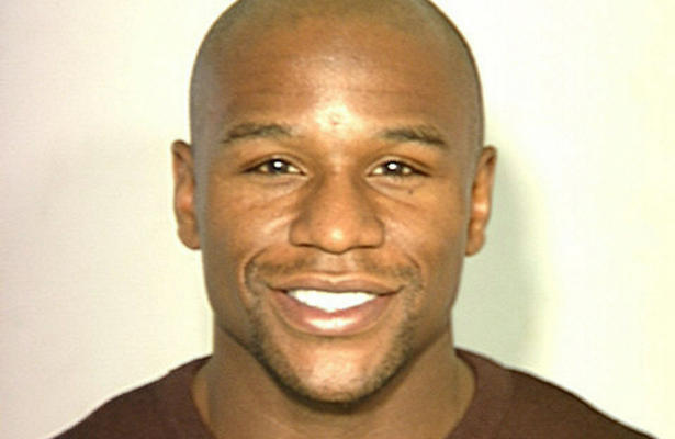 New Floyd Mayweather Mug Shot