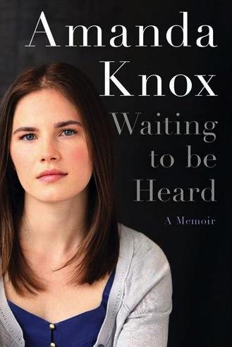 Amanda Knox Book Cover
