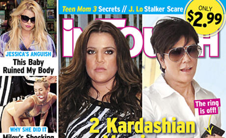 Double Kardashian Divorce?