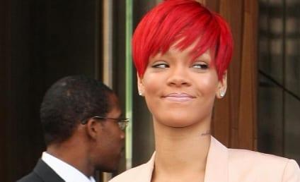 Rihanna's New Neck Tattoo: Hot or Not?